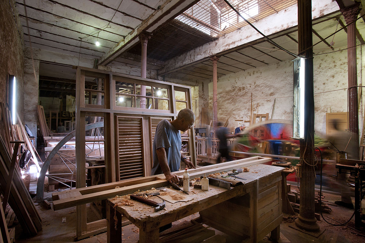 Carpinter a wikipedia la enciclopedia libre for Fabrica de aberturas de madera