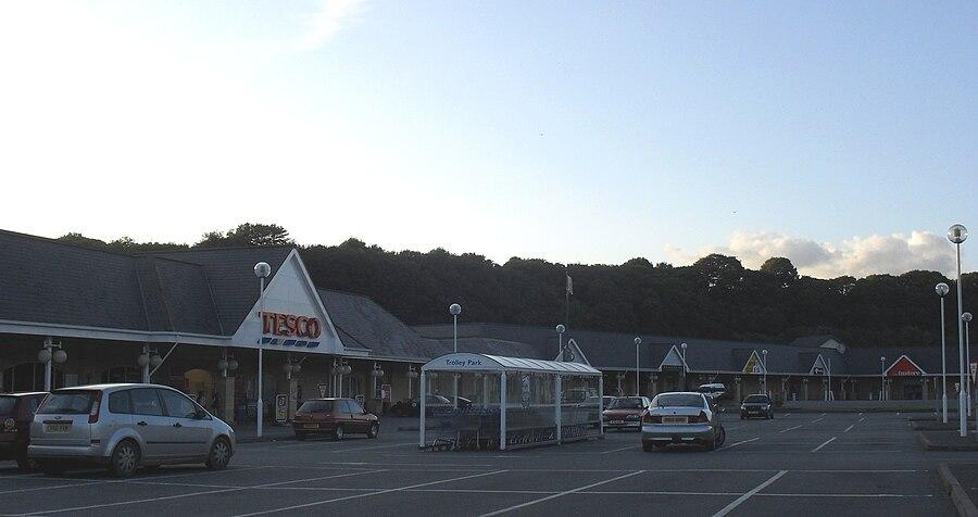 Havens Head Retail Park