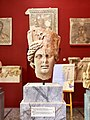 Head of the goddess Tyche (Fortune), 2nd century A.D.jpg
