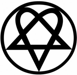 Heartagram HIM logo.png