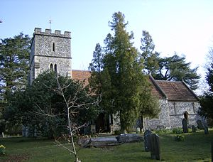 Hedgerley - Image: Hedgerley Church