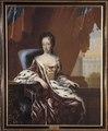 Hedvig Eleonora, 1636-1715, prinsessa av Holstein-Gottorp, drottning av Sverige (David von Krafft) - Nationalmuseum - 16095.tif