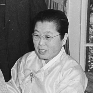 Helen Kim - Busan 1951