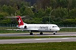 Helvetic Airways, HB-JVF, Fokker F100, 2017-04-22@LUX-104.jpg