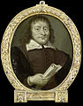 Hendrik Bruno (1617-64). Dichter en conrector van de Latijnse school te Hoorn Rijksmuseum SK-A-4585.jpeg