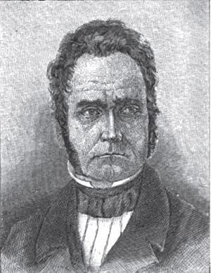 Henry Bidleman Bascom - Portrait of Henry Bascom