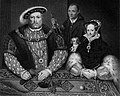 HenryVIII, Mary and Will Sommers.jpg