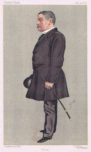 Henry Byng, 4th Earl of Strafford - Image: Henry Byng Vanity Fair 1892 05 14