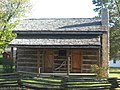 Henry and Rebecca Baggs Log Cabin.jpg