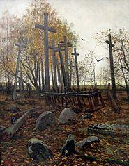 Cmentarz białoruski w Russakowiczach