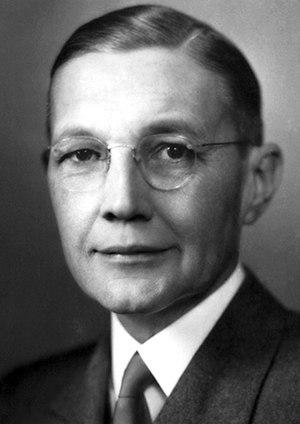 Herbert Spencer Gasser - Gasser in 1944