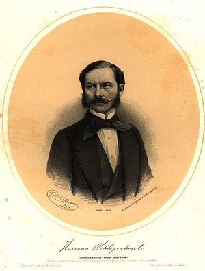 Hermann Schlagintweit - Hermann Schlagintweit.