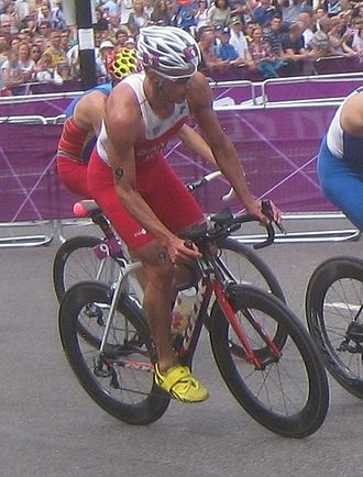 Monaco at the 2012 Summer Olympics - Hervé Banti became Monaco's first ever triathlete in Olympic history.