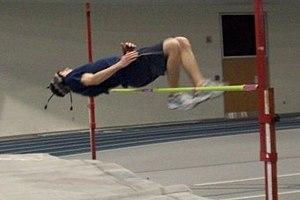 standard high jump