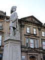 Highland - Monument To 79Th Queen's Own Cameron Highlanders, Station Square, Inverness - 20140424201121.jpg