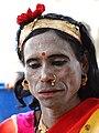 Hijra Dancer at Lumbini Pilgrim's Park - Lumbini - Nepal - 02 (13870615623).jpg