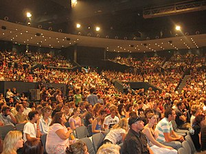 Prosperity theology - Hillsong Church in Sydney
