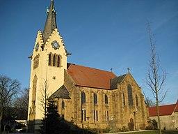 Ev.-luth. Kirche St. Johannes-der-Täufer in Hilter am Teutoburger Wald