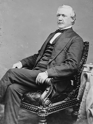 Maryland's 1st congressional district - Image: Hiram Mc Collough photo portrait seated