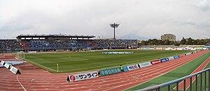 J2 League - Image: Hiratsukakyogijo 1