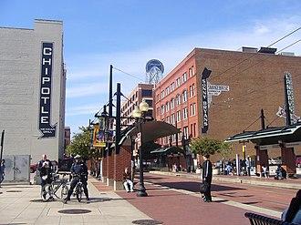 Dallas Downtown Historic District - Image: Historic district dallas, texas