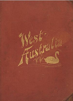 History of West Australia - Cover