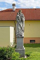 Figurenbildstock hl. Josef