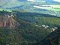 """Hochstetten-Dhaun -St. Johannisberg – gesehen von Kirn, """"Auf dem Loh"""" - panoramio.jpg"""