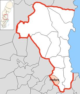 Hofors Municipality Municipality in Gävleborg County, Sweden