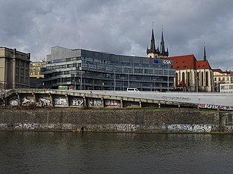 Galileo (satellite navigation) - Headquarters of the Galileo system in Prague