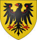 Holy Roman Empire Arms-single head.svg