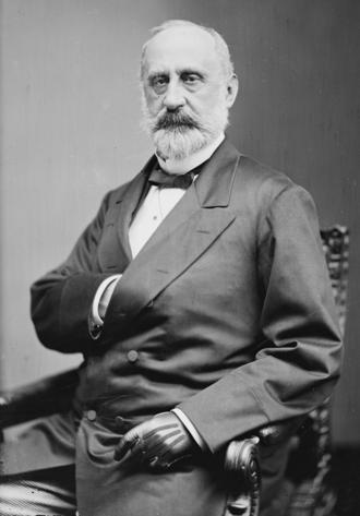 Charles Devens - Image: Hon. Charles Devens of Mass. Atty Gen. Hayes Cabinet