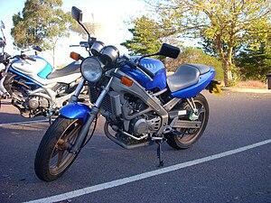 Honda VT250 - Honda VT250 Spada