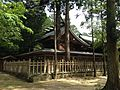 Honden of Oasahiko Shrine 2.JPG