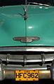 Hood of a Chevrolet classic car (Havana, Jan 2014).jpg