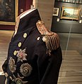 Horatio Nelson's uniform coat, left view (cropped).jpg