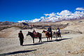 Horse back ride north of Lo Manthang (15824282907).jpg