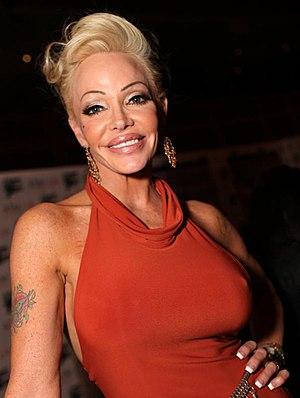 Houston (actress) - Houston at the 2013 AVN Adult Entertainment Expo