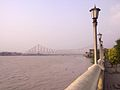 Howrah Bridge from Millennium Park.jpg