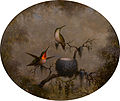 Hummingbirds and their nest-Martin Johnson Heade-1863.jpg