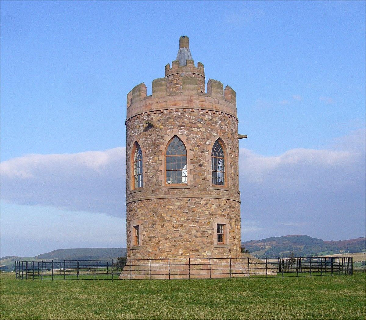 Lilburn Tower Wikipedia