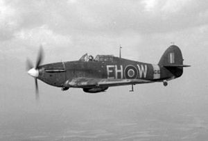 Hurricane Mk.X 55 OTU in flight c1941.jpg