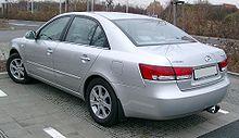 Hyundai Sonata rear 20071119.jpg