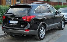 Hyundai ix55 rear 20100706.jpg