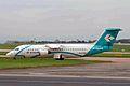 I-ADJH B.Ae 146-300 Air Dolomiti MAN 31OCT07 (6042421585).jpg