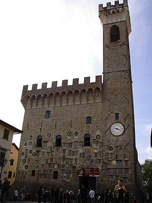 Scarperia e San Piero - Image: IMG 0351 Scarperia Palazzo