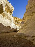 ISR-2013-Makhtesh Ramon-Slot Canyon 02.jpg