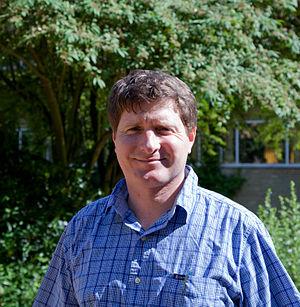 Ian Agol - Ian Agol in Aarhus, August 2012