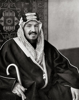 Ibn Saud Founder of the third Saudi state