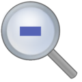 Icon Loupe Minus 256x256.png